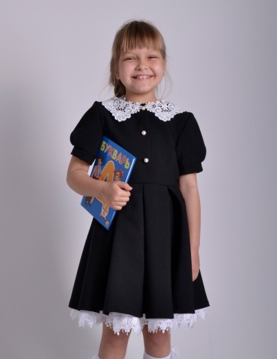 Школьное платье Милана с...