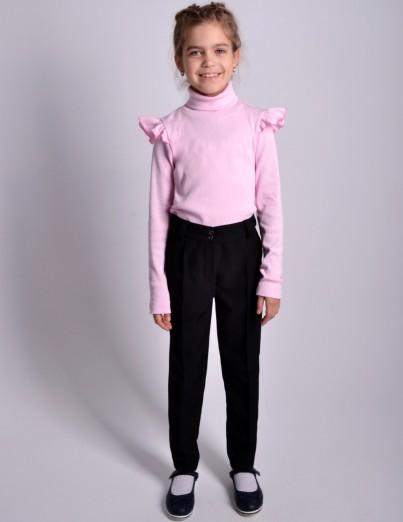 Школьные брюки черные