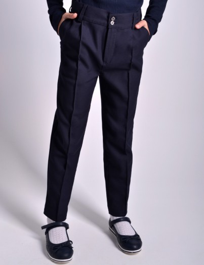 Школьные брюки из...