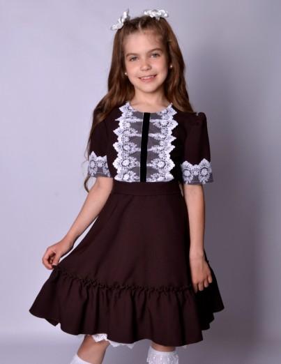 Школьное платье Софи...